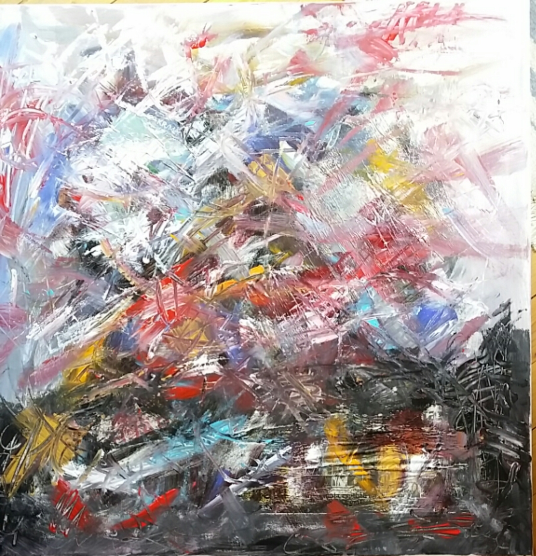 Emotional Abstract Paintings   www.pixshark.com - Images ...